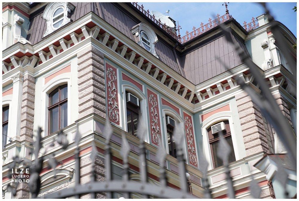 Art Noveau Riga Latvia