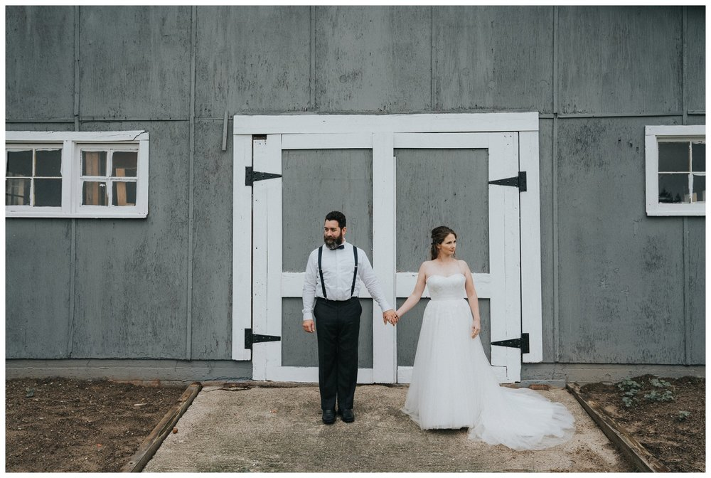 Barn Wedding Photo Shoot
