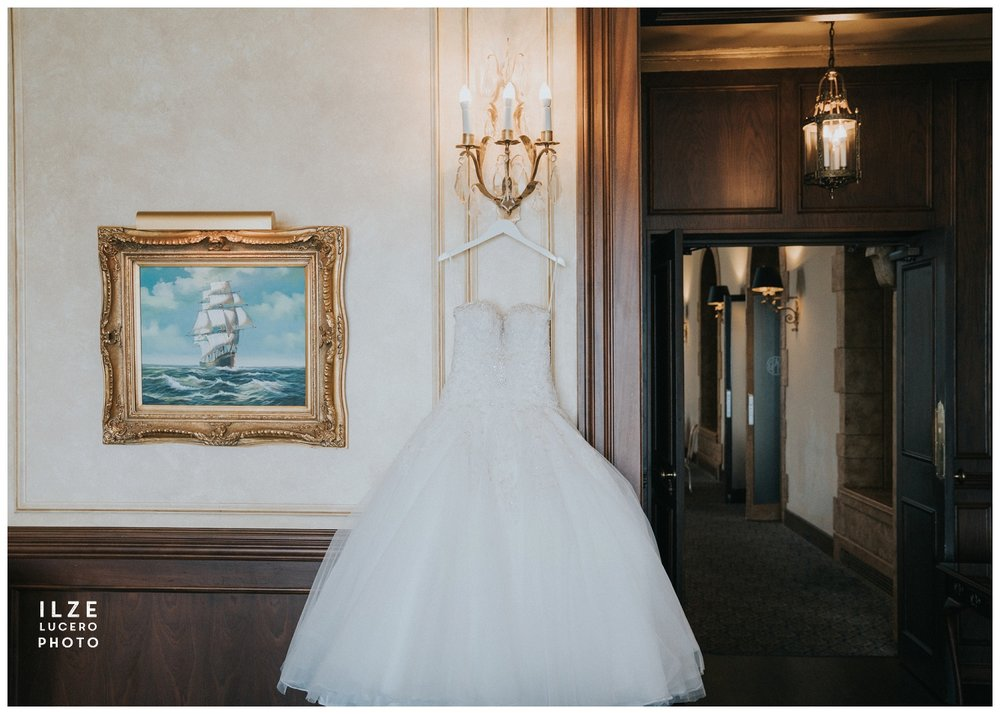 Wedding Dress grosse pointe yacht club