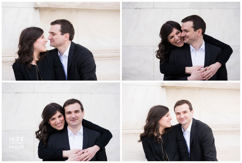Adorable couple -  photo shoot