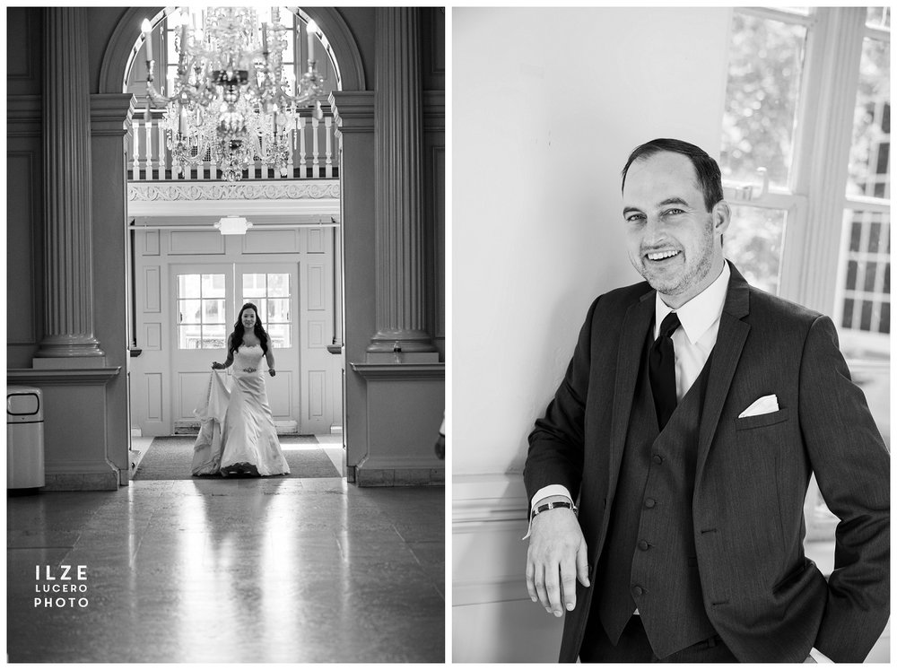 First look at Henry Ford Museum Wedding Photography