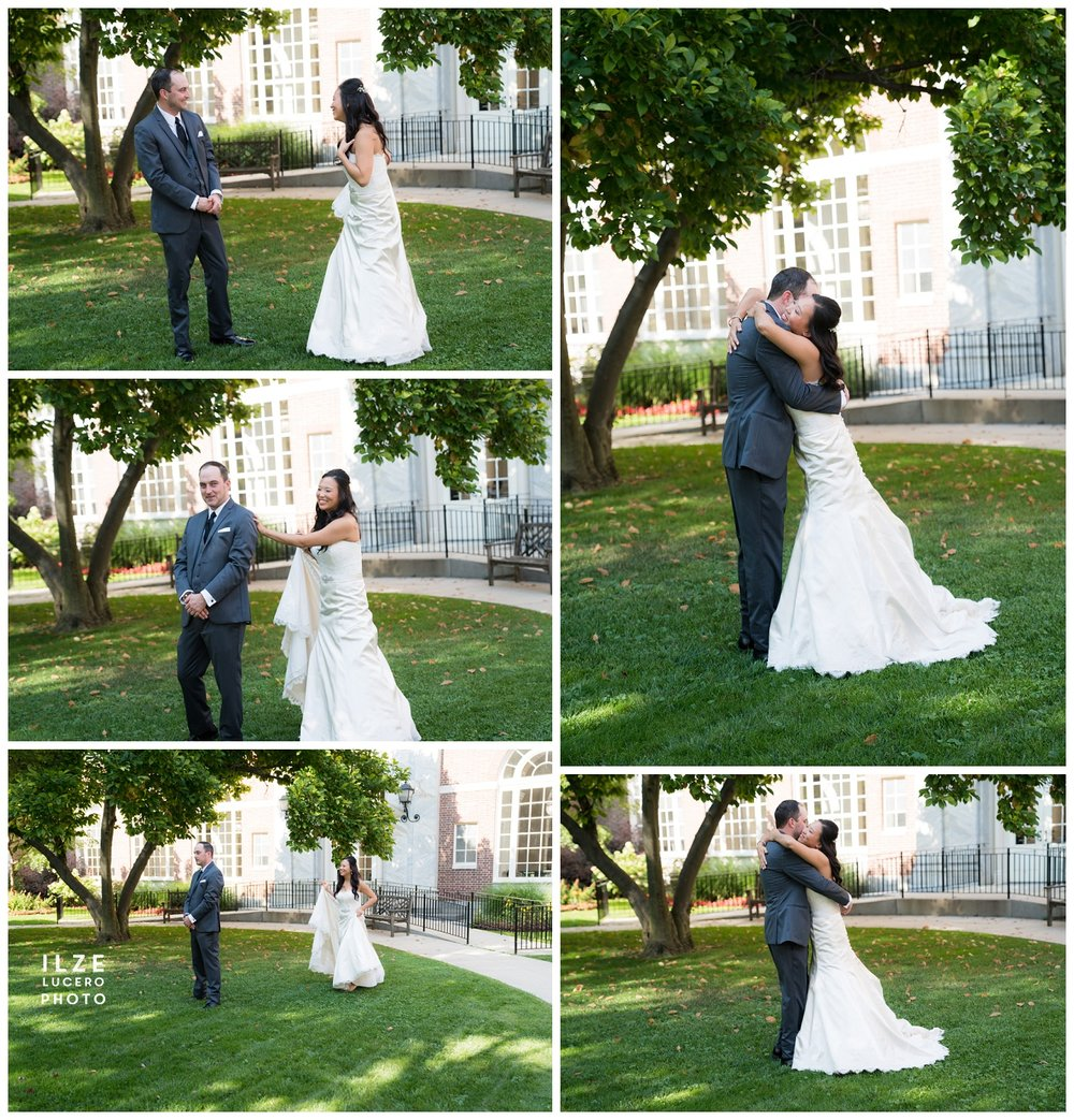 First look at Henry Ford Museum Wedding Photogrphy