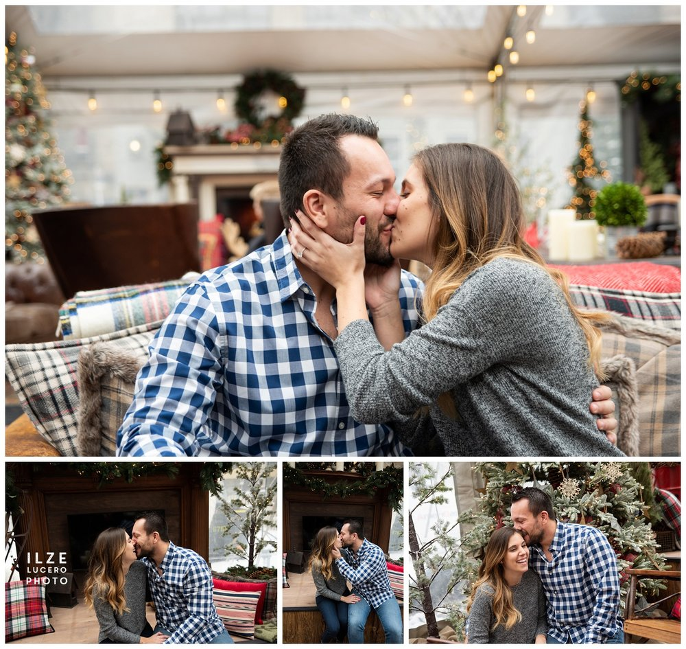 Detroit engagement photography