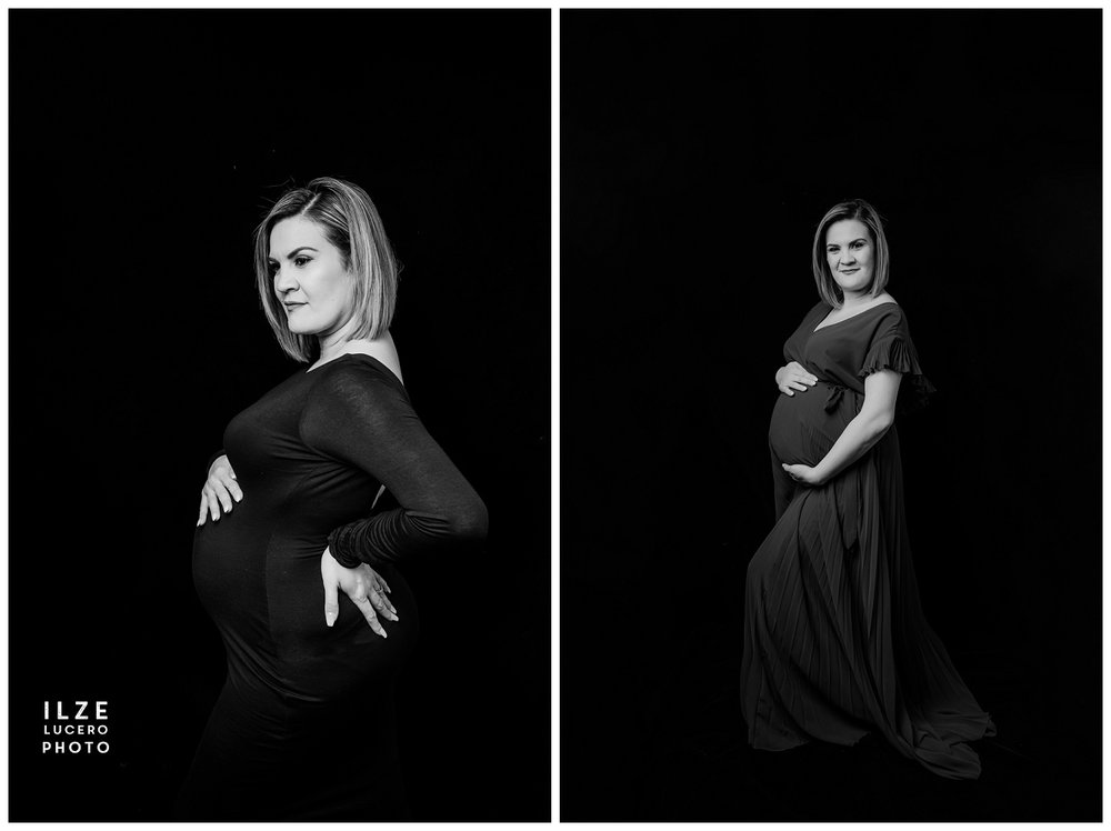Amazing Maternity Black and White Photo Inspiration