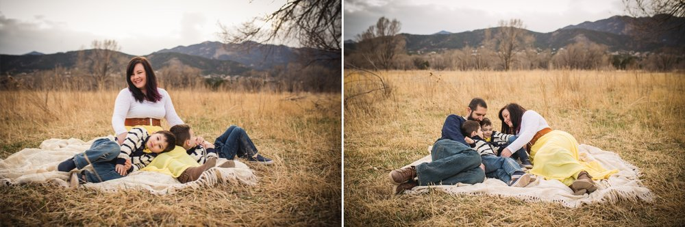 colorado springs lifestyle family photographer