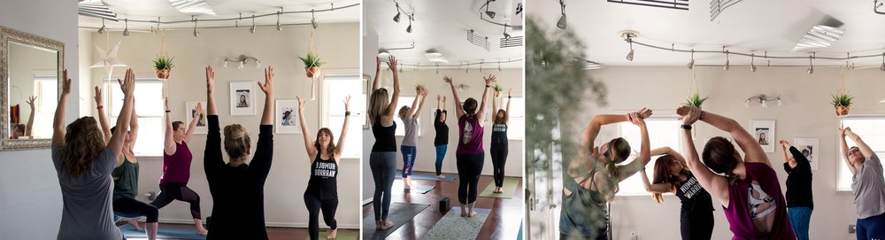 colorado yoga studio, yoga photographer