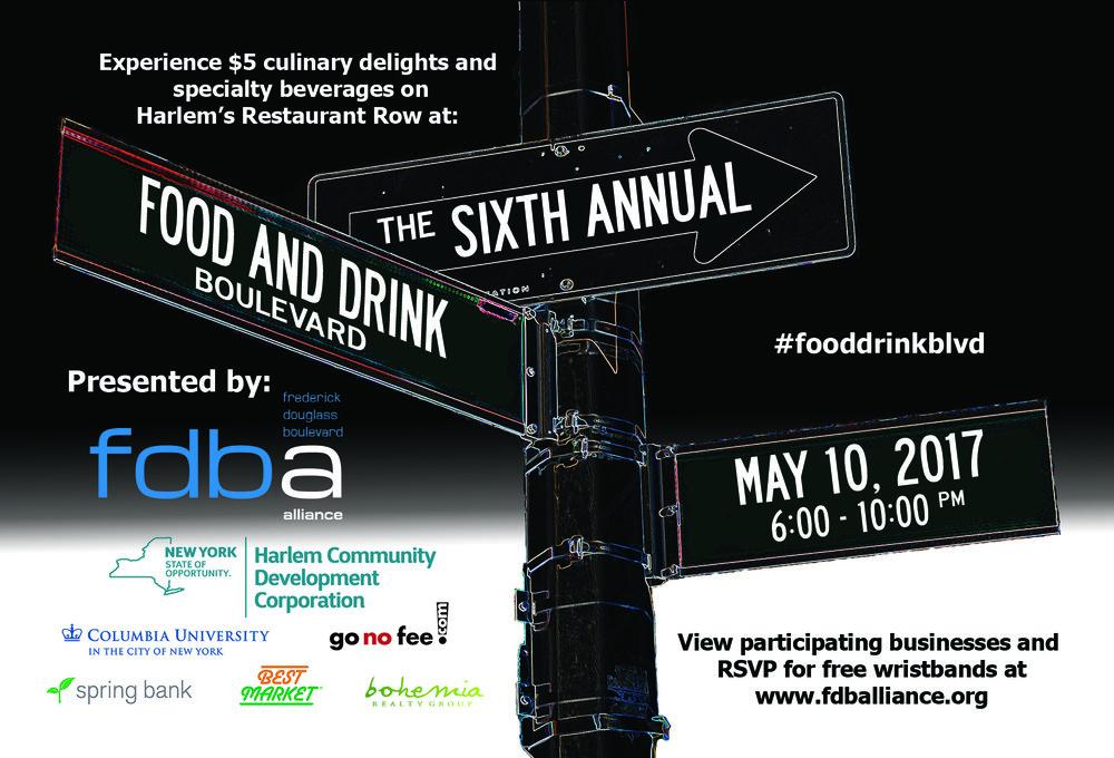 Food & Drink Boulevard 2017