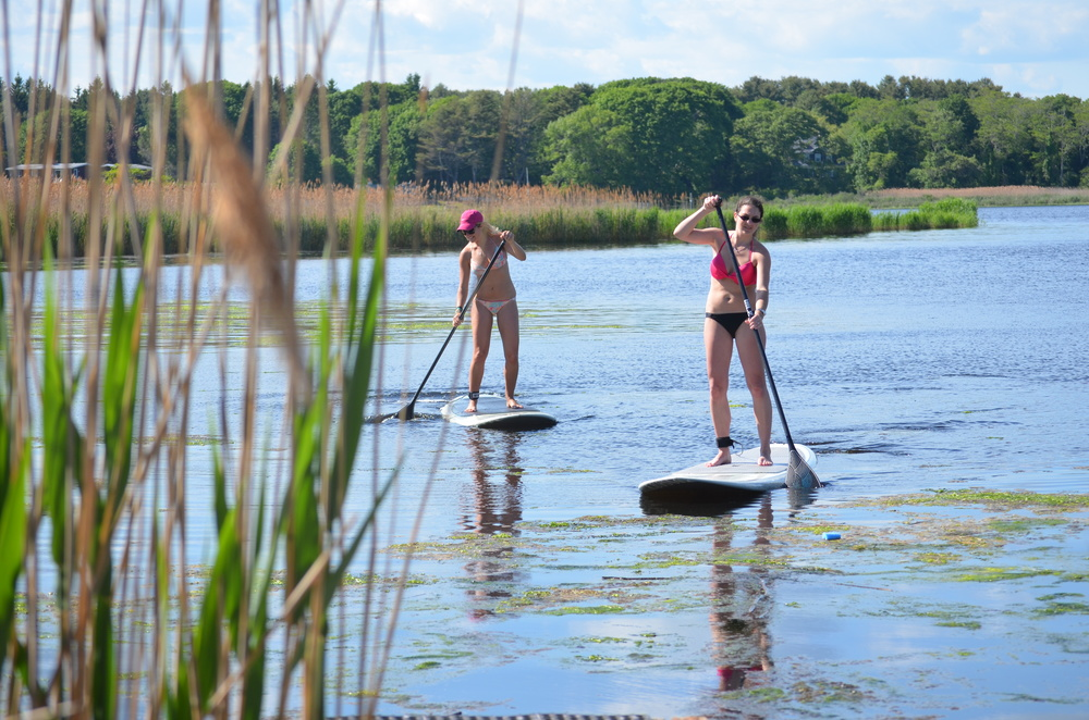 STAND UP PADDLE LESSONS