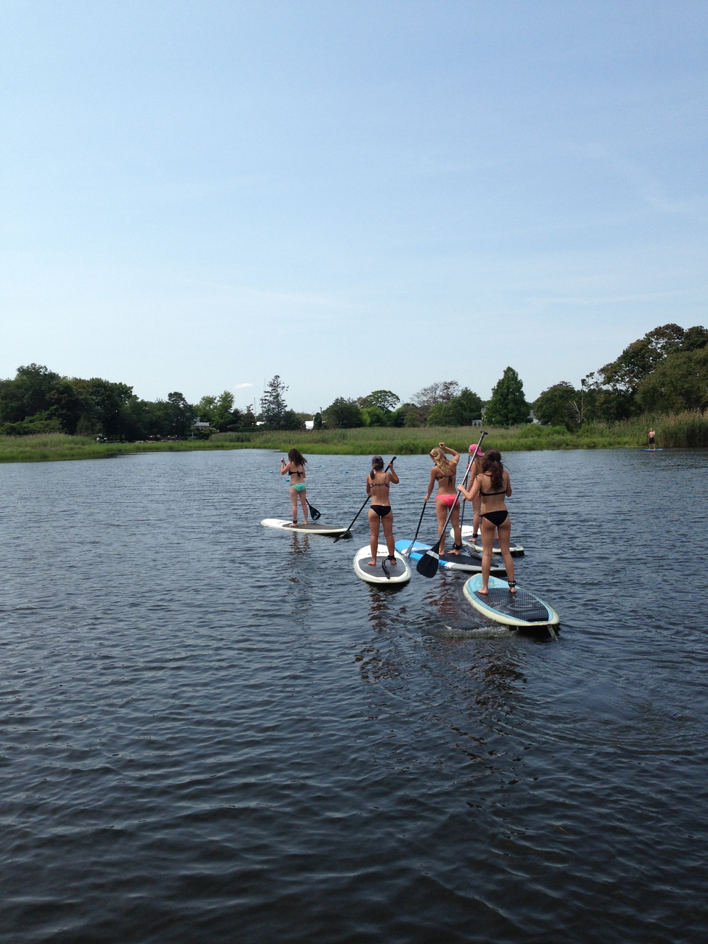 UNLIMITED PADDLE BOARDING - Month Pass or Season Pass!