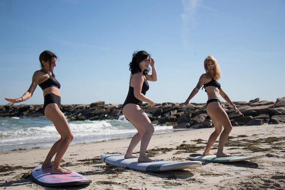 surfER GIRLS series - LEARN MORE!