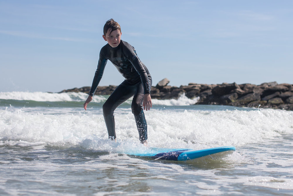 SURF LESSONs - learn more…