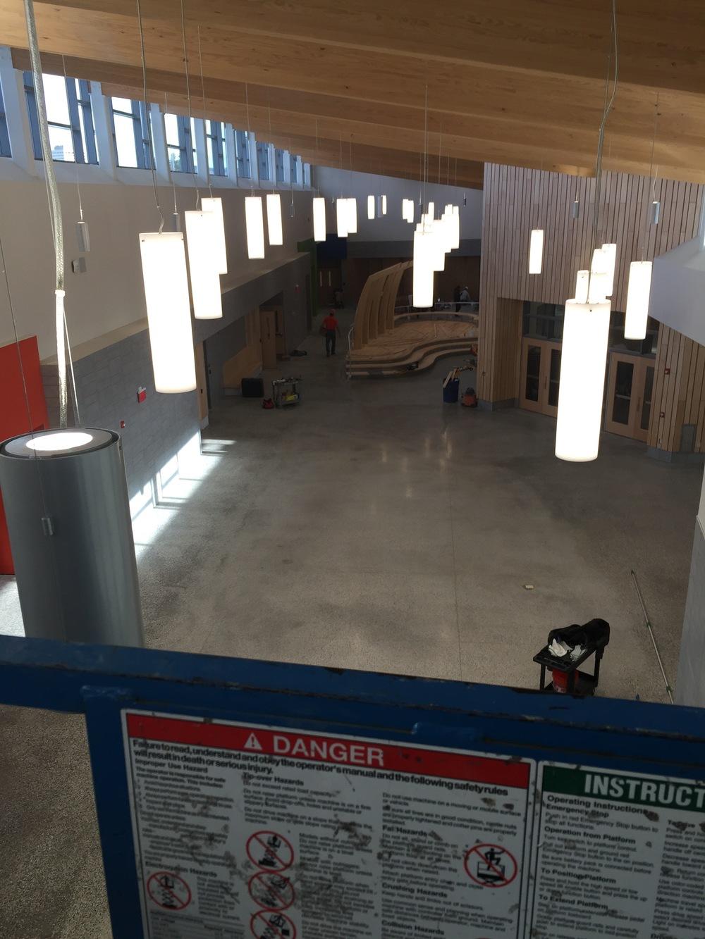 Binghamton Construction Clean