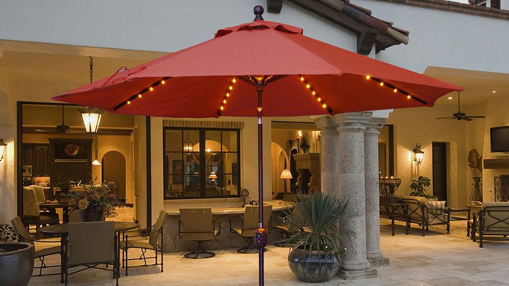 Galtech   Lighted Umbrella