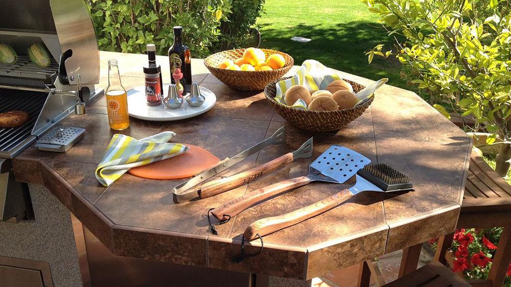 ... Outdoor Kitchens Grilling Accessories