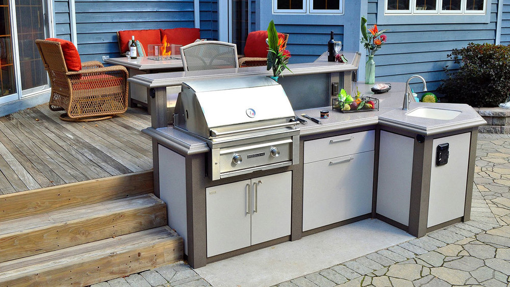 Sunset Bay Outdoor Kitchens