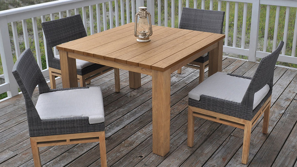 Kinglsey Bate - Azores Dining Set