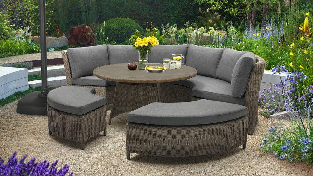 Kettler - Palma Round Lounge Group