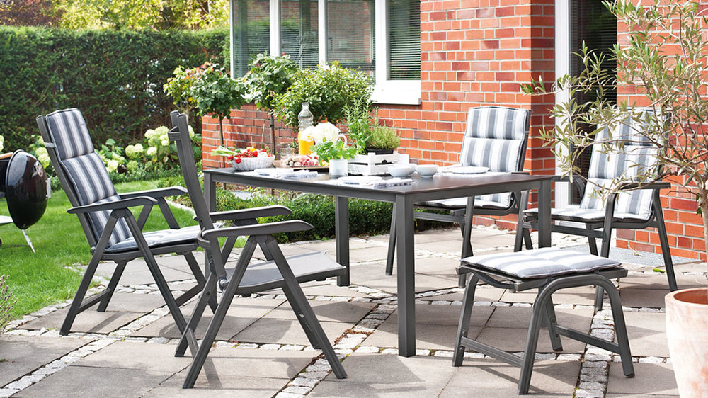 Kettler - Basic Plus Dining Chairs