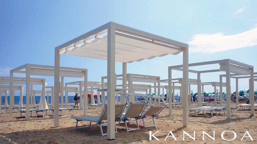 Kannoa - Wave Cabana on Site