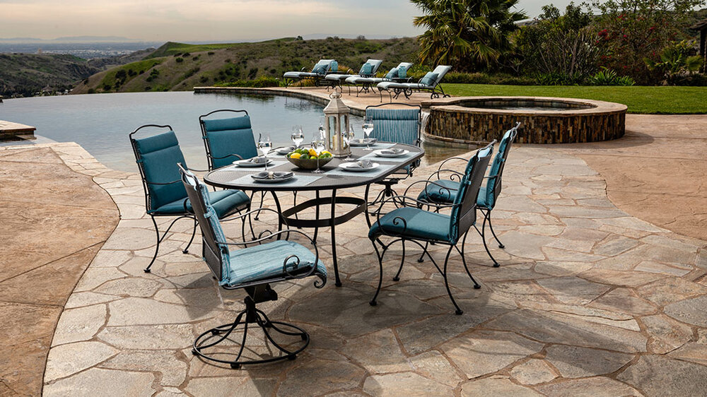 OW Lee - Avalon Dining Set
