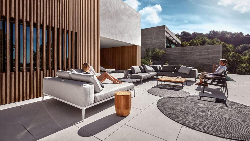 live life in luxury