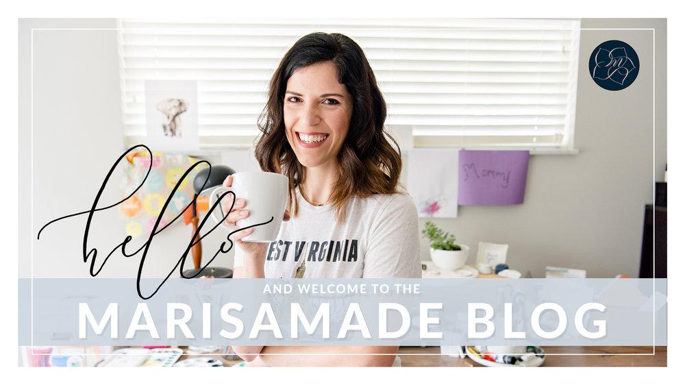 MarisaMade Blog