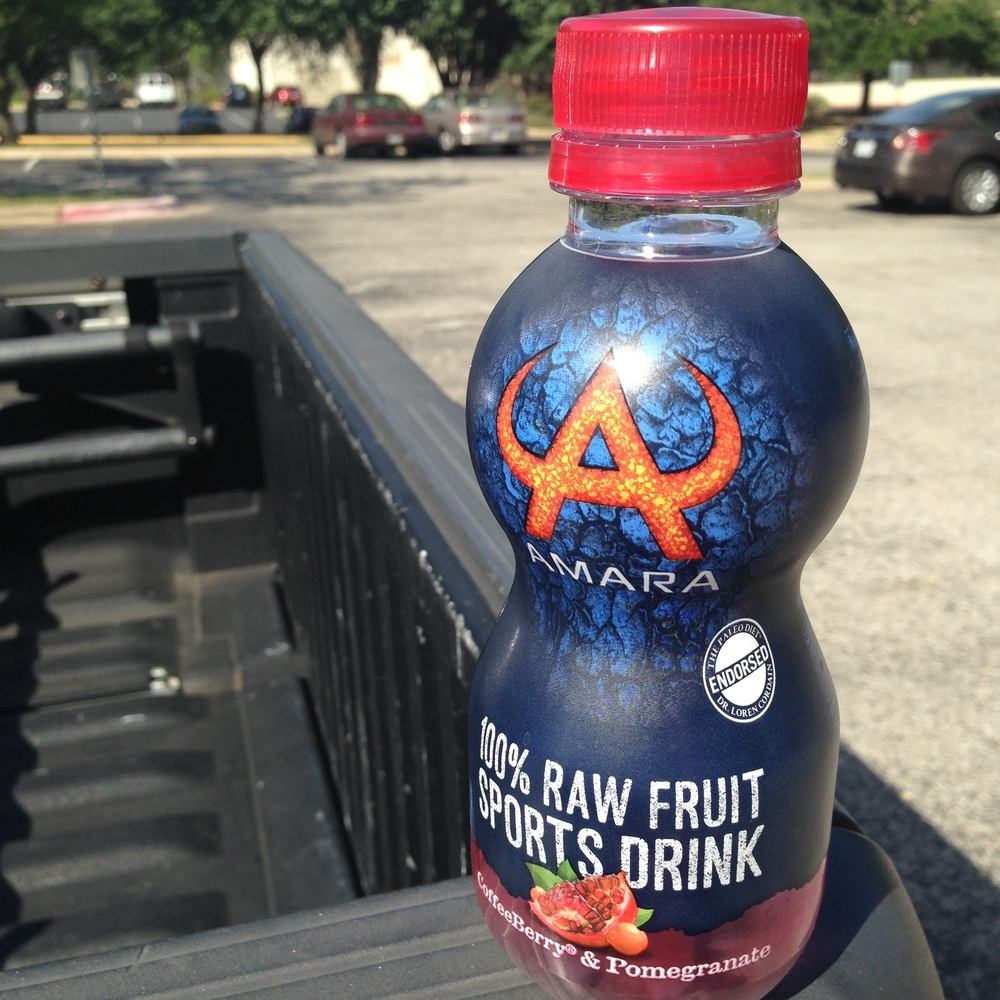 Amara sports drinks