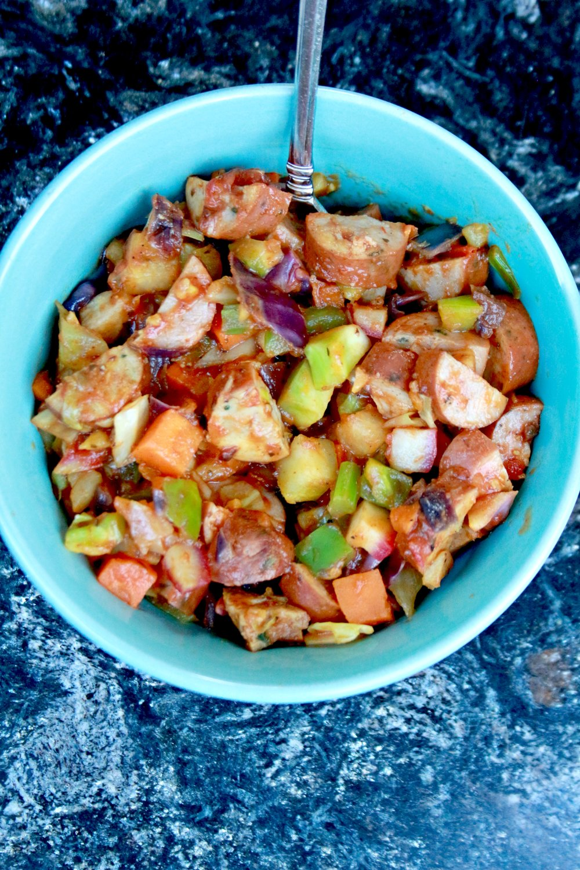 10-minute stir-fry