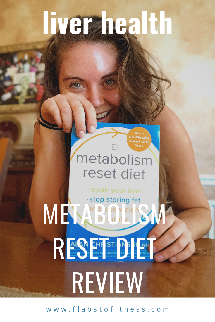 metabolism reset diet review pin