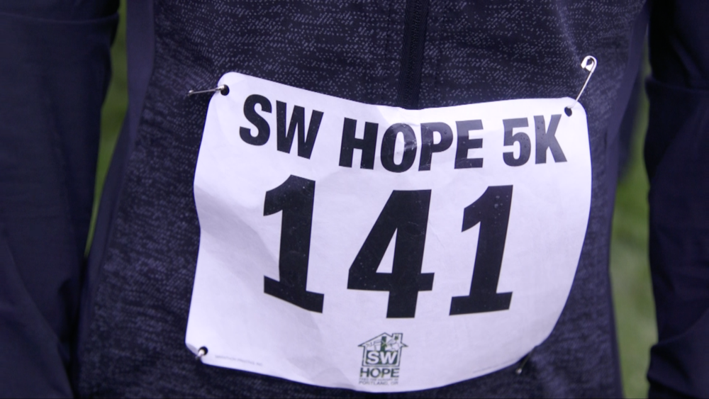 'Feed the Hungry' 5K - Client: SW Hope PDX, Neighborhood House