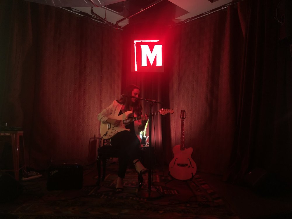 Performance at MKT Bar in Houston, TX | Feb. 1, 2019