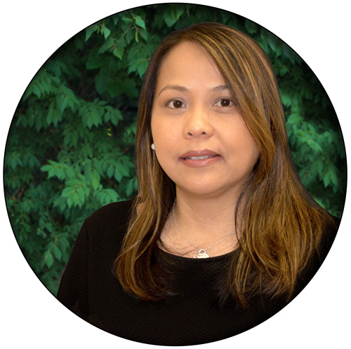 Annie Cornelio-Jin Suen BSc PT, MCl Sc MPT, Diploma Manip. PT, FCAMPT