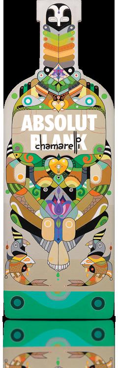 Absoluteblank-Chamarelli