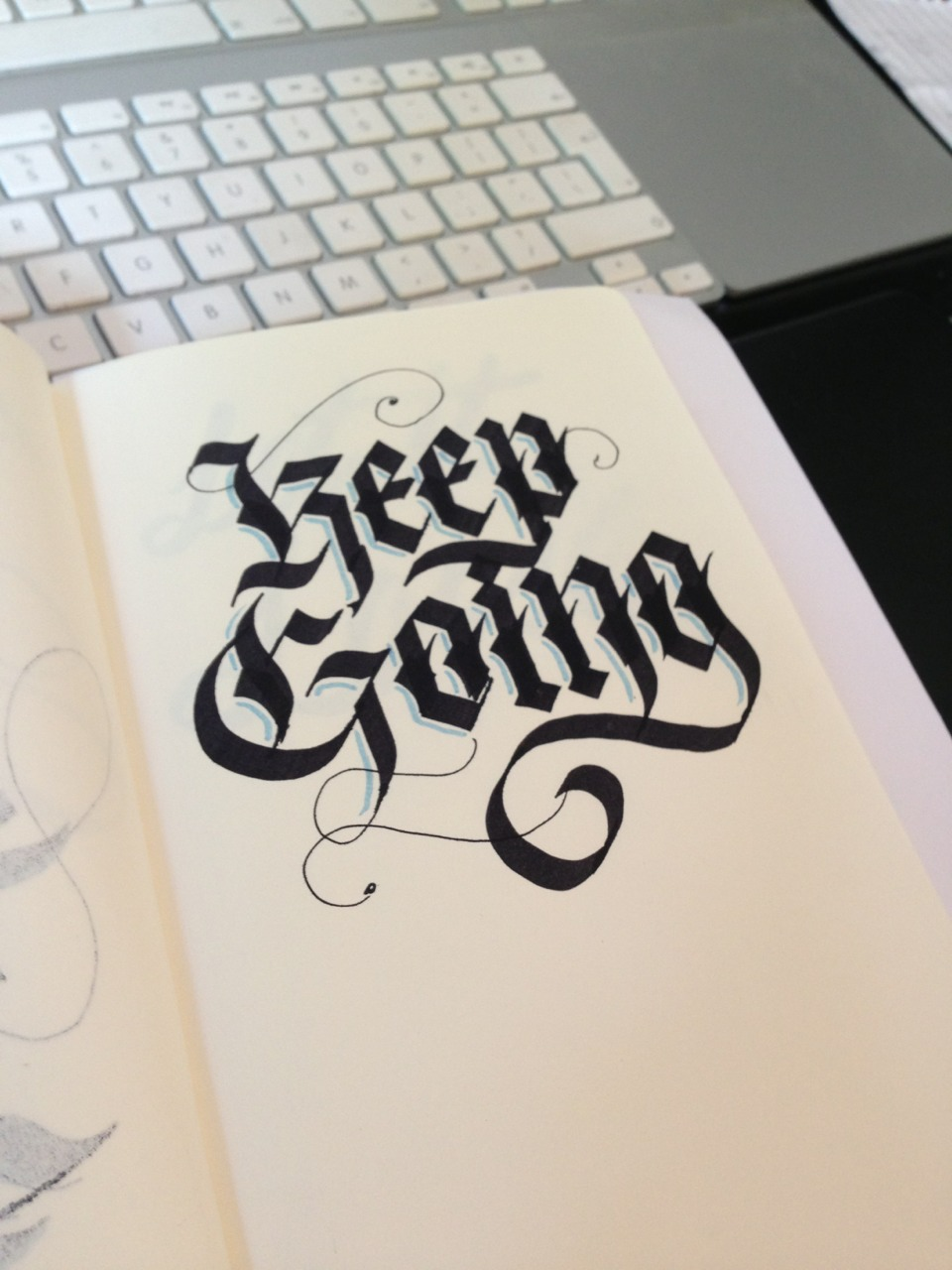 Calligraphy By Sam Designcollector