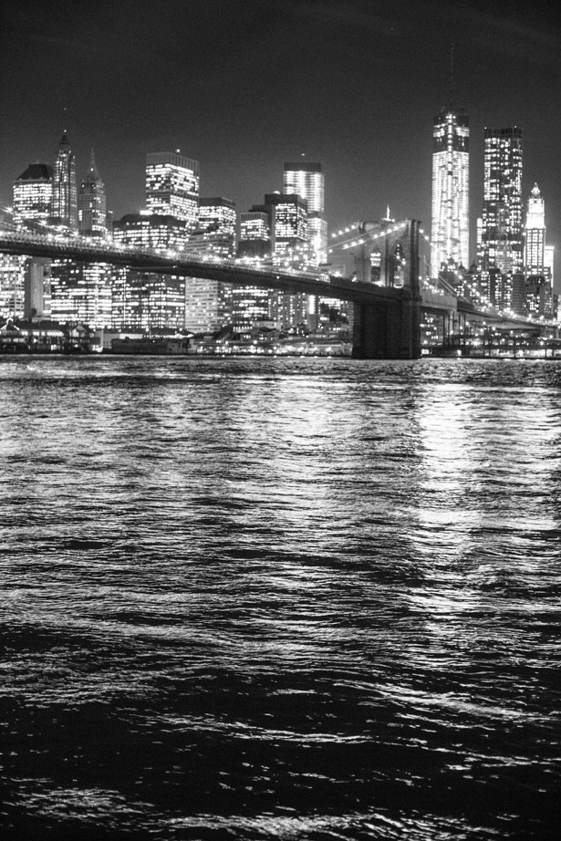 A look at New York City in the call through the lens of Armani glasses.