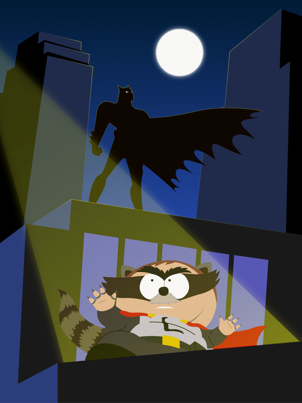 Cartman Adventure by Vladislav Poliakov