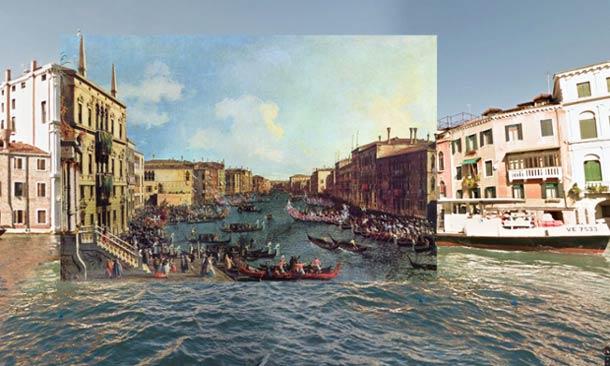 Canaletto (c. 1740) – Veneza