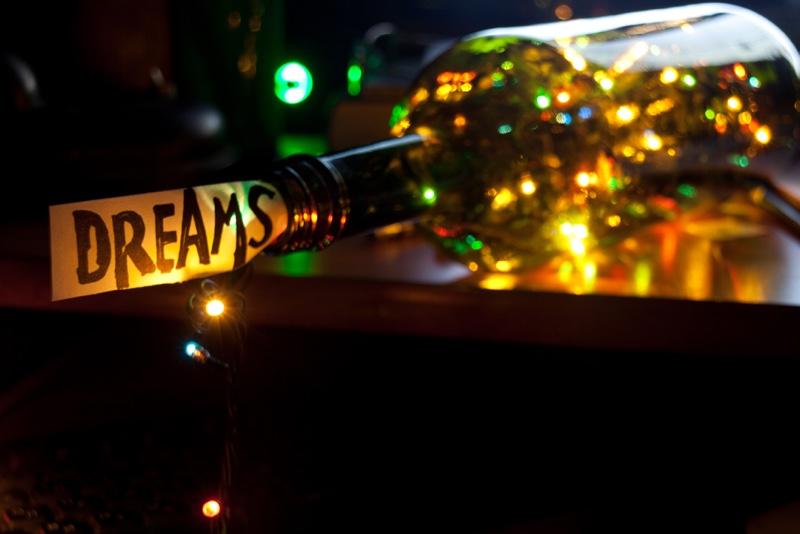 Dreams concept