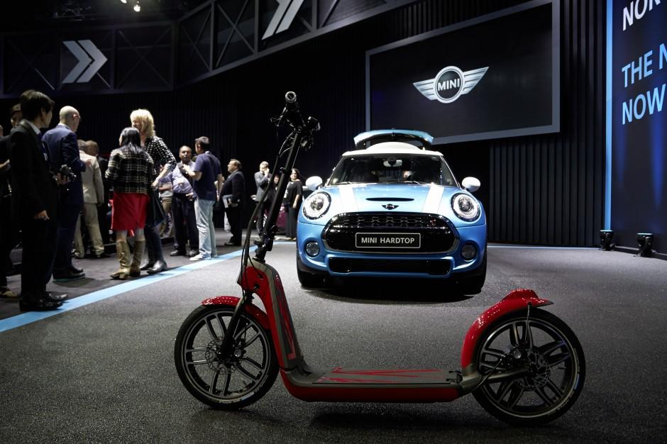 Mini Citysurfer LA Auto Show 2014