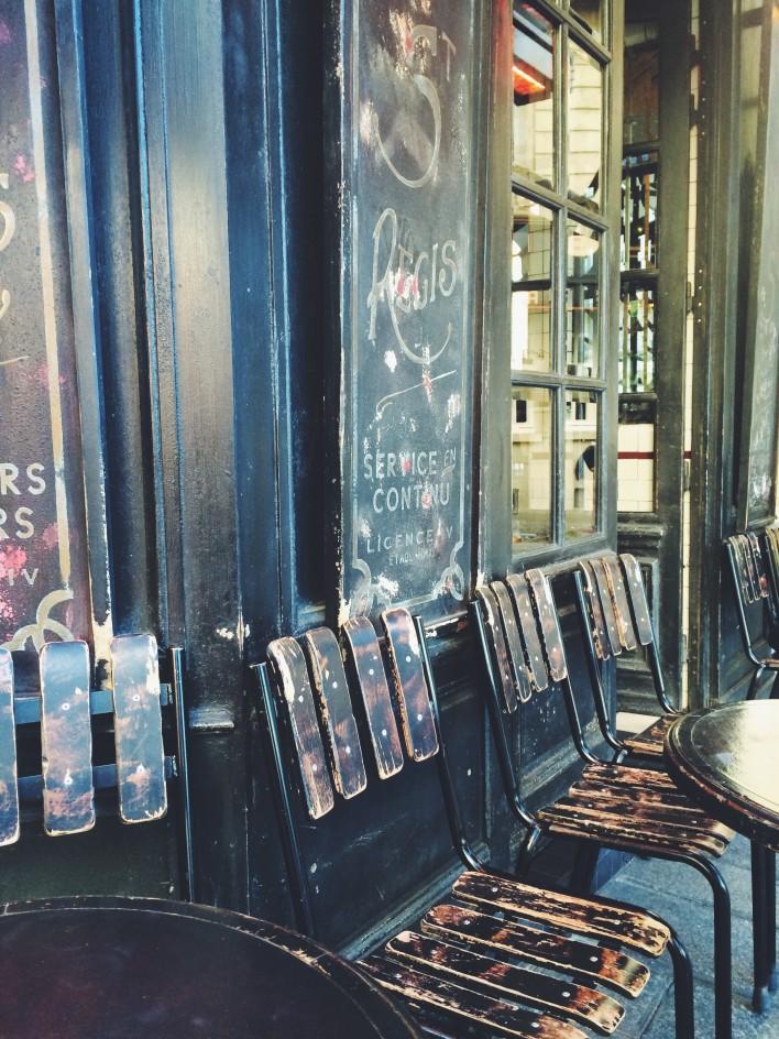 Cafe Saint Regis