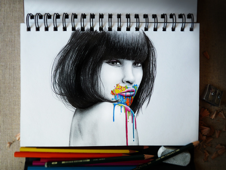 pez-graphite-drawings5