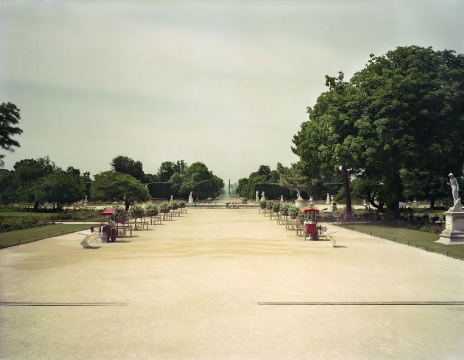 Jardin des Tuileries, Paris. 2013