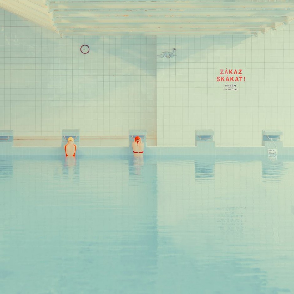 The Swimming Pool Series By Maria Svarbova Designcollector