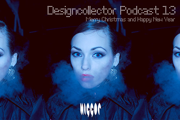 Designcollector Podcast #13 NY Mix by DJ Niggor