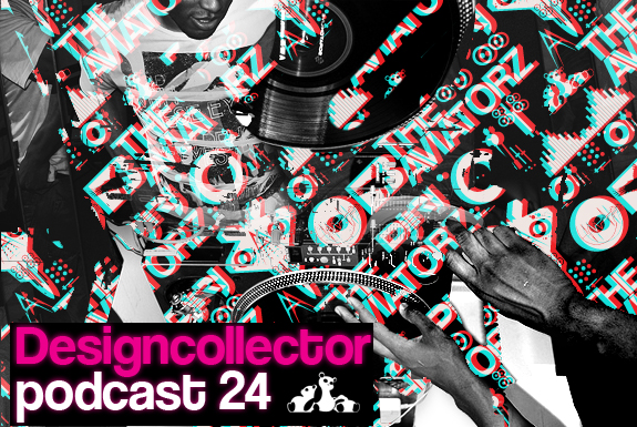 Designcollector Podcast #24: The Dechinkos mix