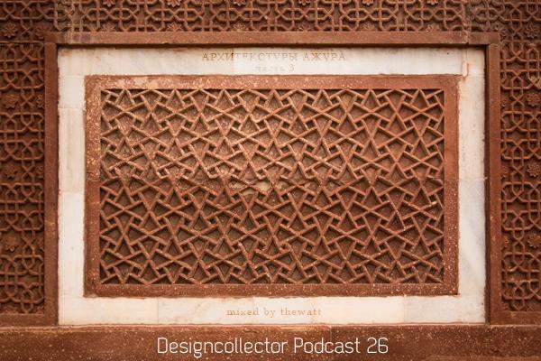 Designcollector Podcast #26: Dj Thewatt