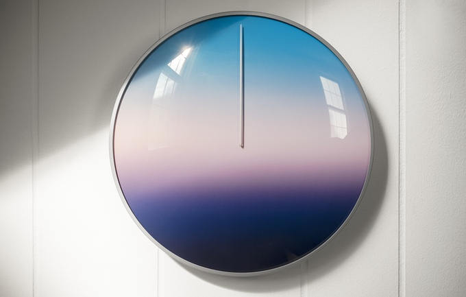 Wall TODAY Clock