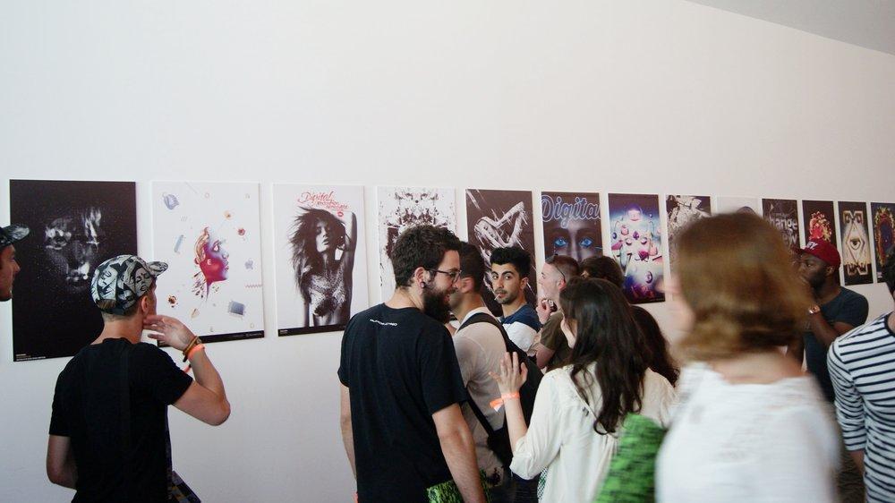 OFFF 2013 Venue, DHUB, Barcelona