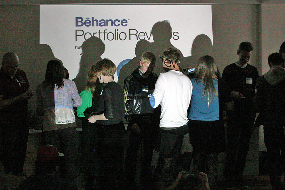 Doing first Behance Russia meetups in St Petersburg
