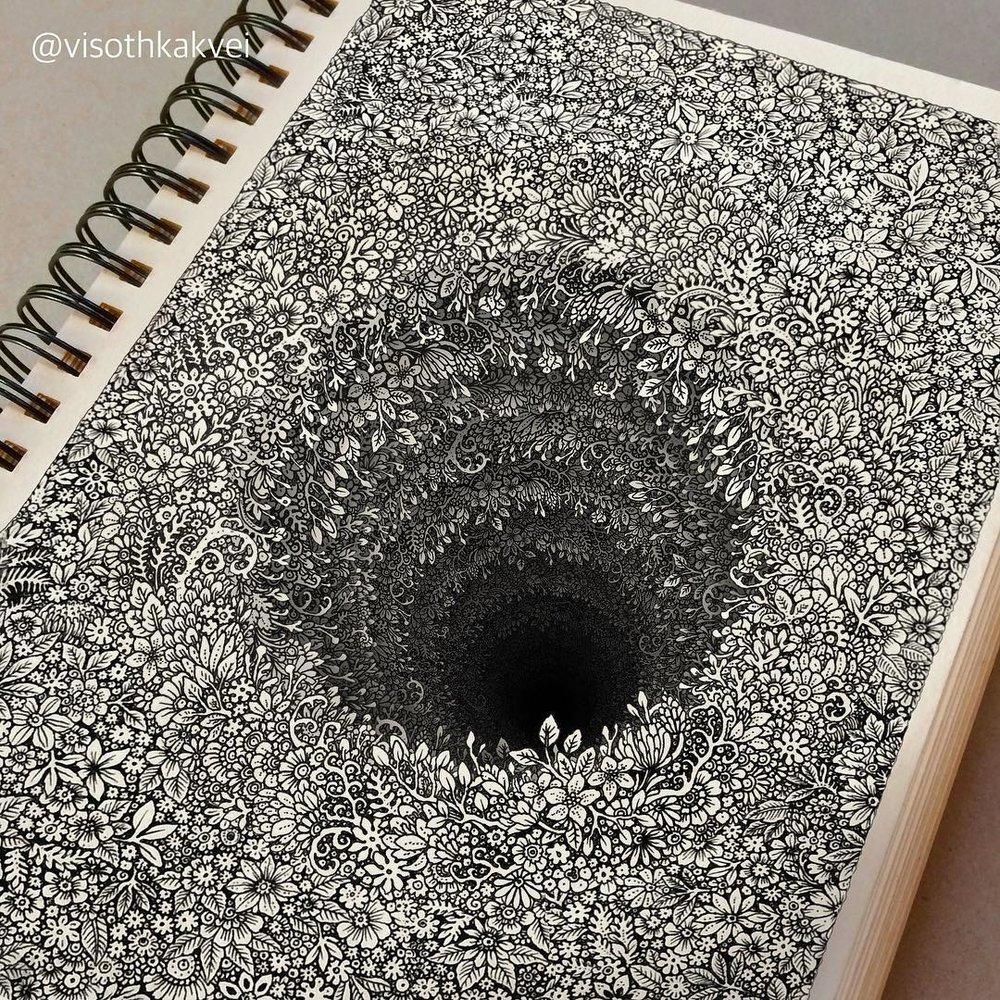 Doodle Art by Visoth Kakvei — Designcollector